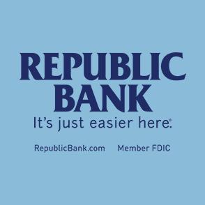 best places: logo republic bank