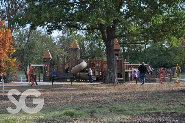 Shillito Park